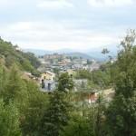 ...in mala Compostela od daleč