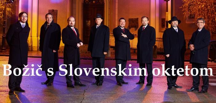 Božič s Slovenskim oktetom