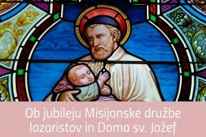 Ob jubileju Misijonske družbe