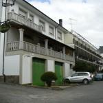 "...zagledamo romarski hostel - albergo ""Villamartin""."