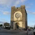 Poslovimo se še od romanske cerkve Sv. Nikolaja v Puertomarin. Leta 1960 so celo mesto preselili više, tudi to cerkev, ker so dolino potopili z akumolacijskim jezerom (sliko ste lahko videli včeraj)
