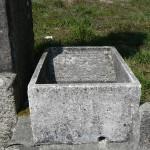 Romarji so nekoč uporabljali tudi ta pripomoček za pranje perila - kamniti ribež.