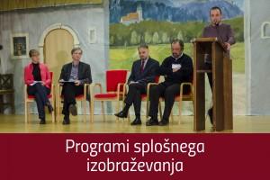 Programi splošnega izobraževanja