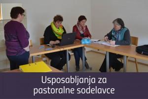 Usposabljanje za pastoralne sod