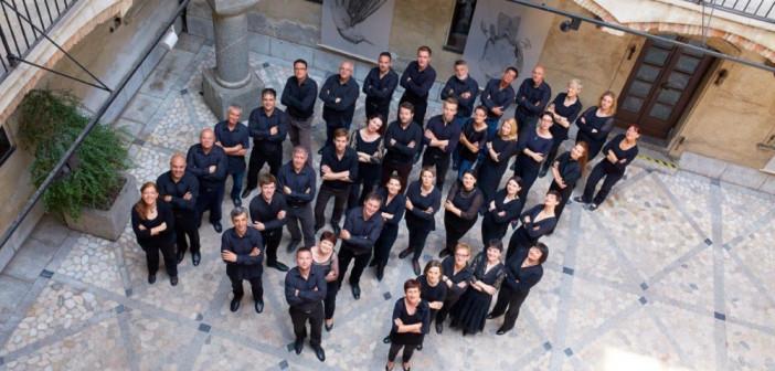 Glasba na hribu: Zbor Slovenske filharmonije