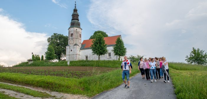 Pohod ob dnevu državnosti po Slomškovi romarski poti