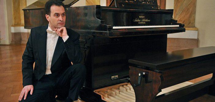 """Koncert iz sklopa """"Glasba na hribu"""": orgelski koncert ob seminarju"""