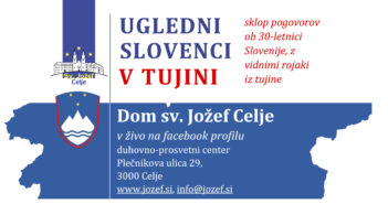 Ugledni Slovenci v tujini; pogovori ob 30-letnici Slovenije